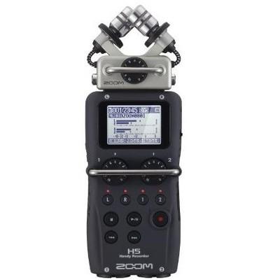 Zoom H5 4-Track Portable Audio Recorder