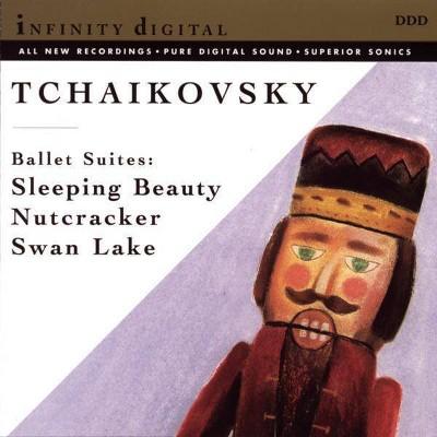 Smart, Ralph; Rafferty, Chips; Rankin, Arthur, Jr. - Tchaikovsky: Sleeping Beauty; Nutcracker; Swan Lake (CD)