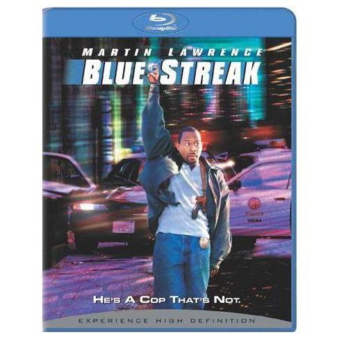 Blue Streak (Blu-ray) - image 1 of 1