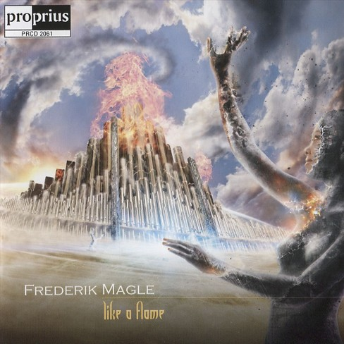 Frederik magle - Magle:Like a flame (CD) - image 1 of 1