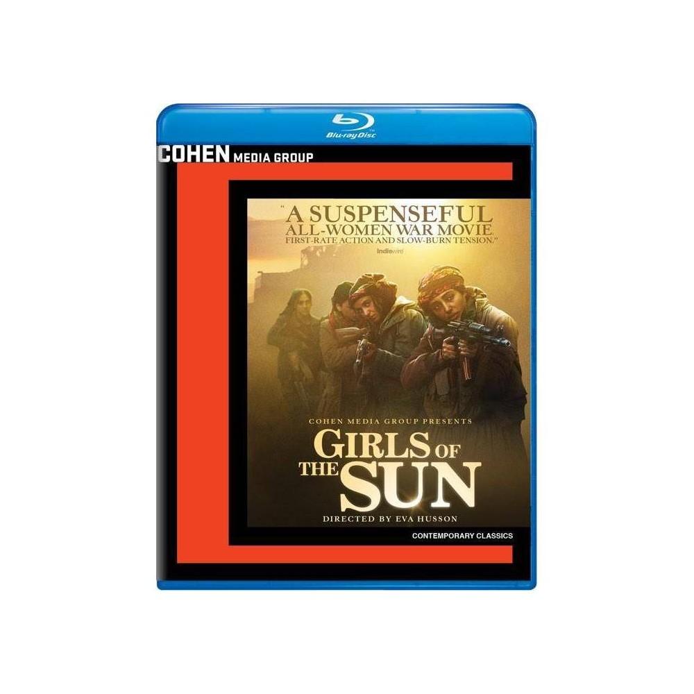 Girls Of The Sun Blu Ray 2019