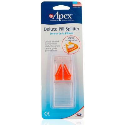 Apex Deluxe Pill Splitter, 1 Pill Splitter,
