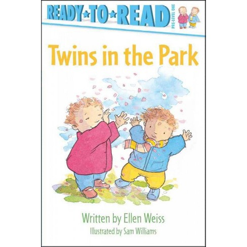 Twins in the Park - (Ready-To-Reads) by  Ellen Weiss (Paperback) - image 1 of 1