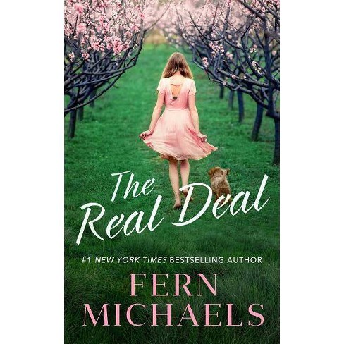The Real Deal - by Fern Michaels (Paperback) - image 1 of 1