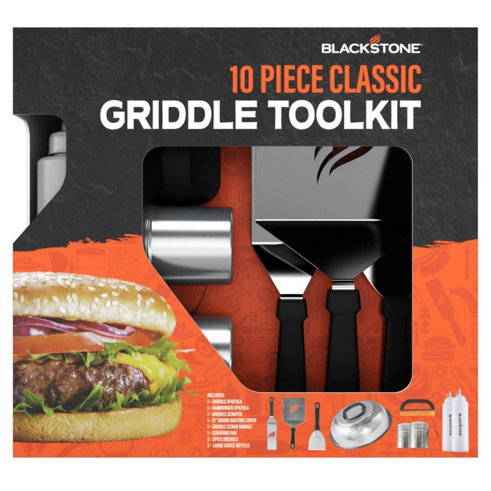 Image of Blackstone 10pc Accessory Kit