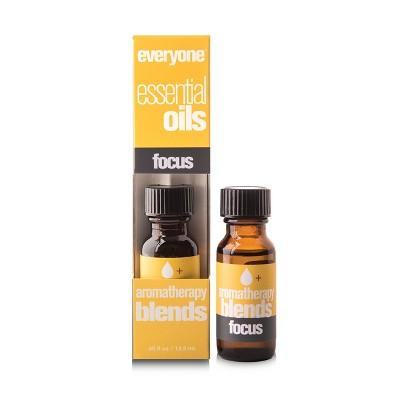 Everyone Essential Oils - Focus - 0.45 fl oz