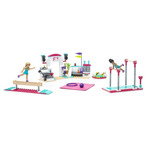 Mega Construx American Girl McKenna's Gymnastics Competition Building Set - image 1 of 21