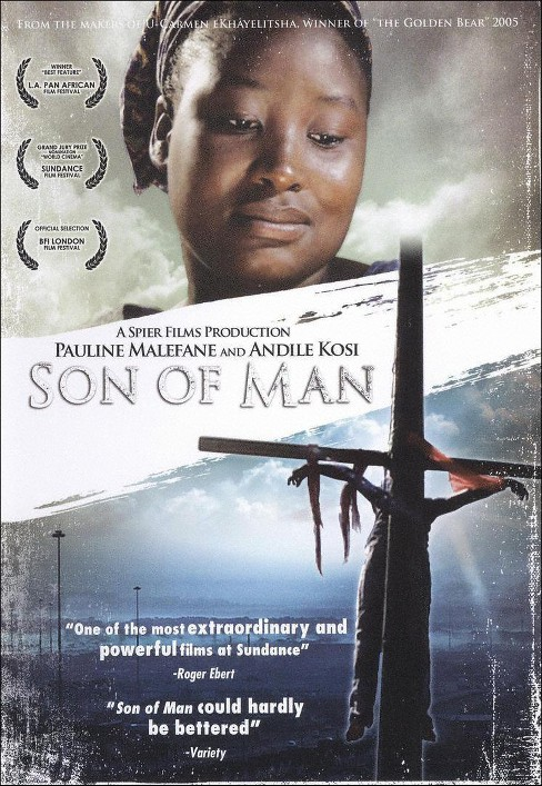 Son of man (DVD) - image 1 of 1