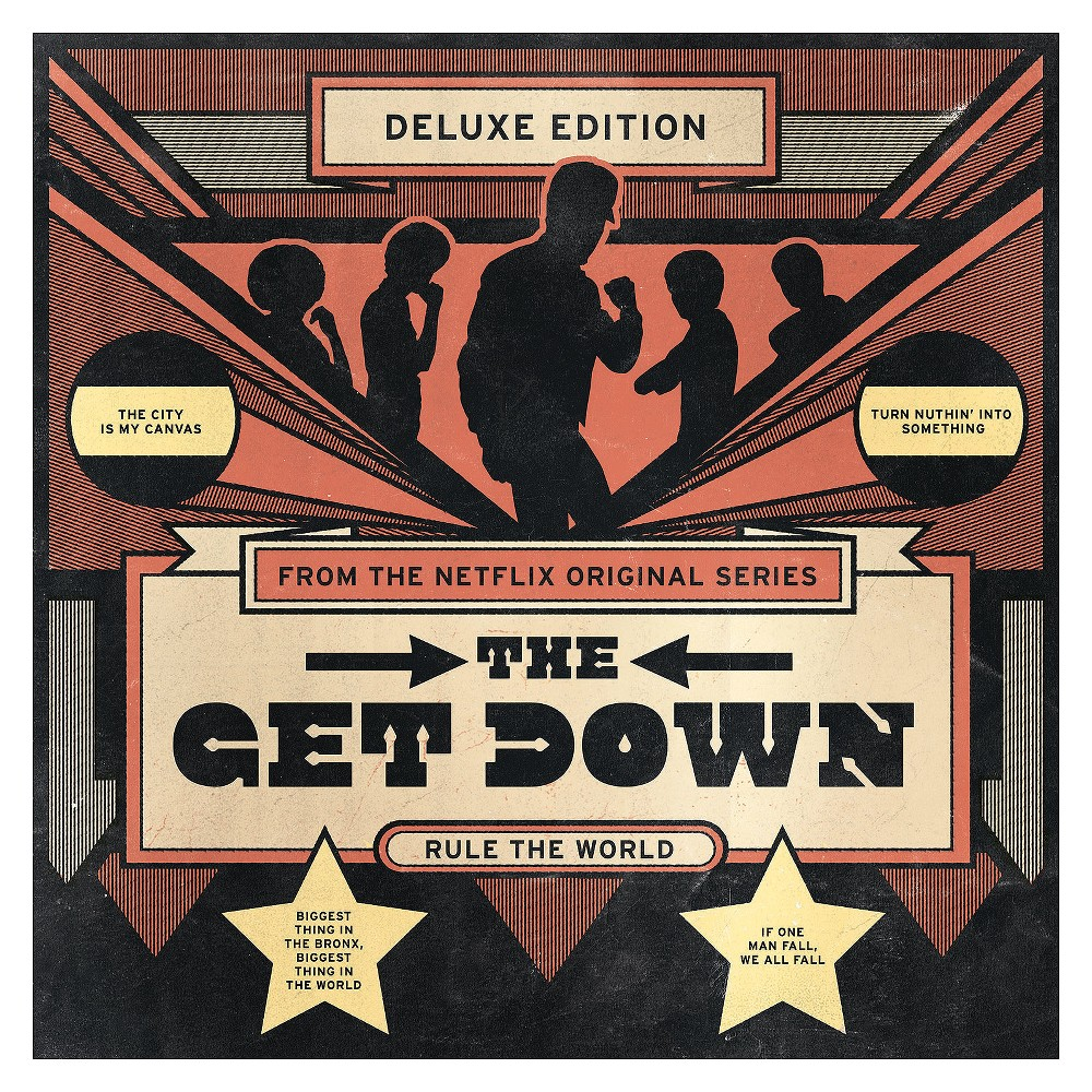 The Get Down - Original Soundtrack From The Netflix Series (Deluxe)