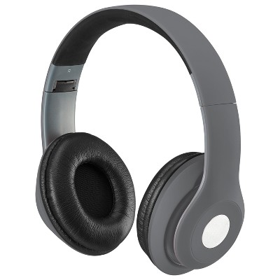 iLive Audio Premium Over Ear Bluetooth Headphones - Gray (IAHB48MG)