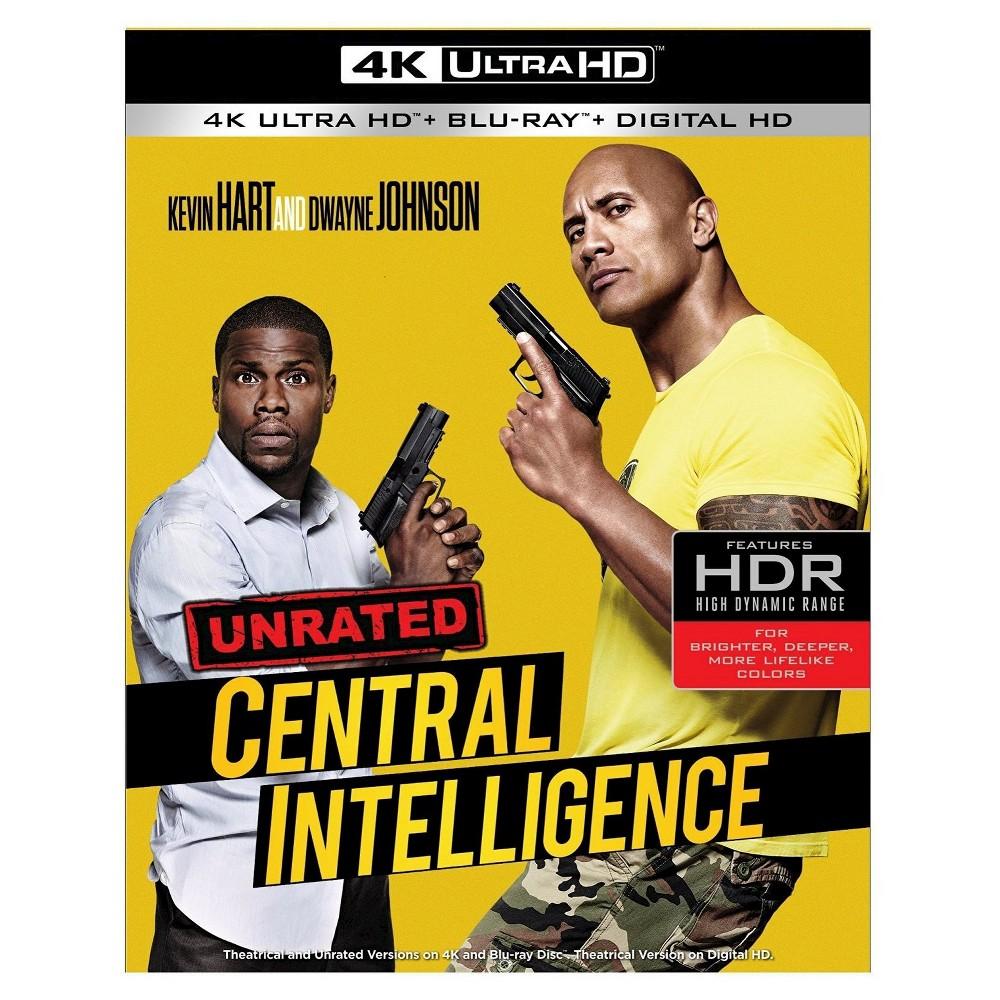 Central Intelligence (4K/Uhd + Digital)