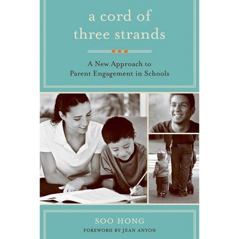 A Cord of Three Strands - by  Soo Hong (Paperback) - image 1 of 1