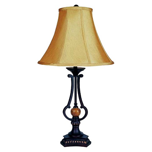 Ore International Table Lamp - Brown - image 1 of 2