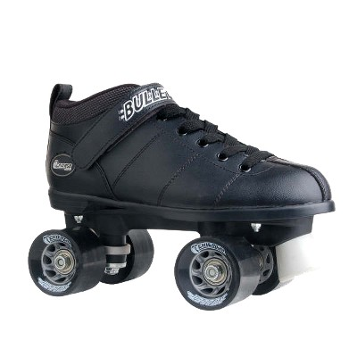 Chicago Skates Men's Bullet Speed Skate - Black
