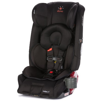 Diono Radian RXT All-In-One Convertible Car Seat - Midnight