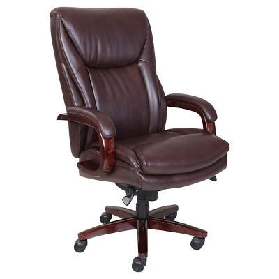 Big & Tall Executive Chair Coffee - La-Z-Boy