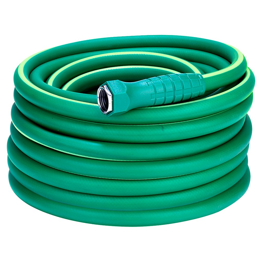 Image of Garden Hose Green 5/8 x 75' - Green - Smartflex
