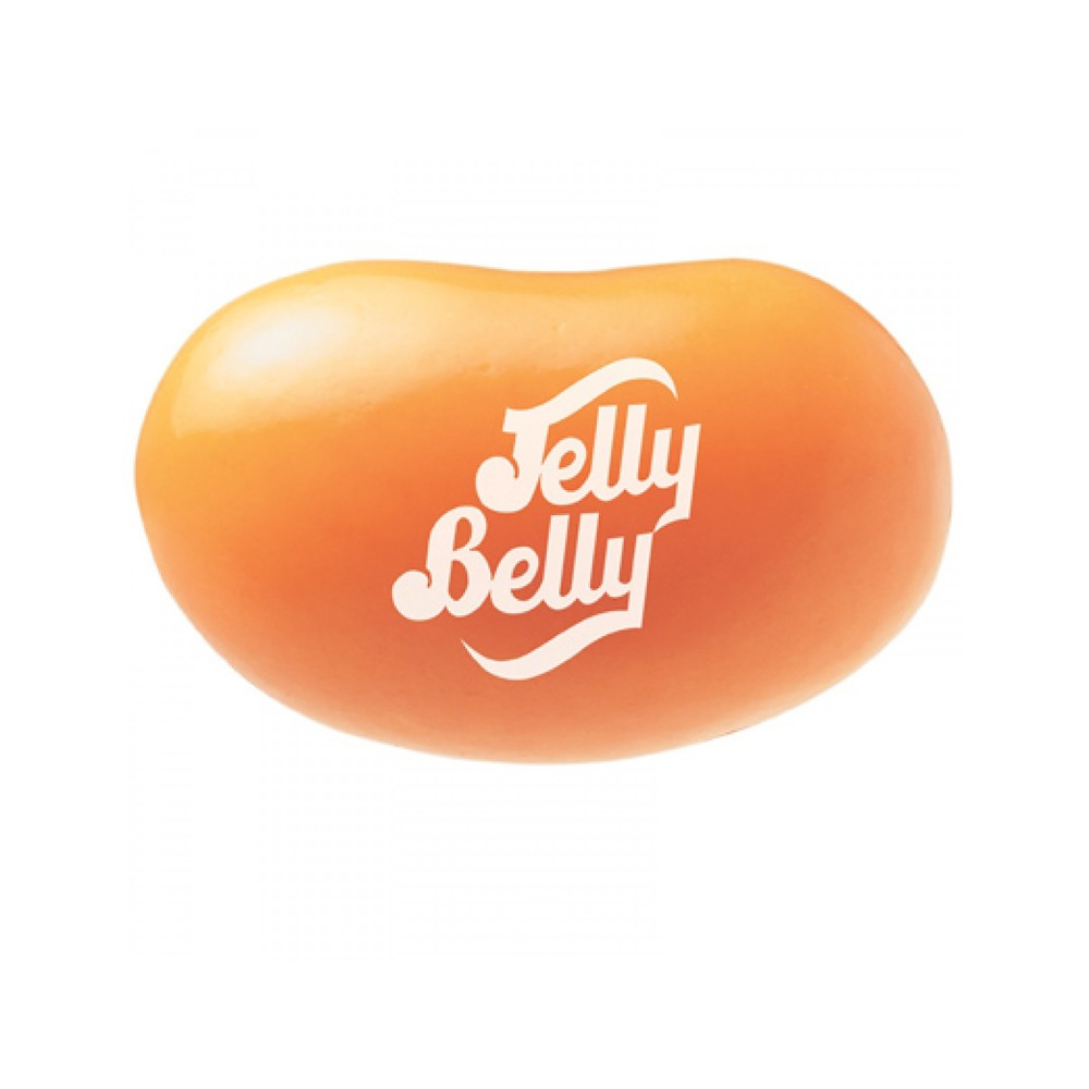 Jelly Belly Orange Sherbet Jelly Beans - 2lbs