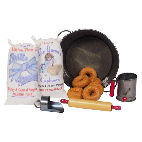 The Queen's Treasures® 18 Inch Doll WWI Salvation Army Doughnut Girl 12 Piece Accessory And Food Set - image 1 of 5