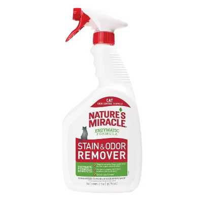 Nature's Miracle Spray JFC Pet Stain Remover - 32 Oz
