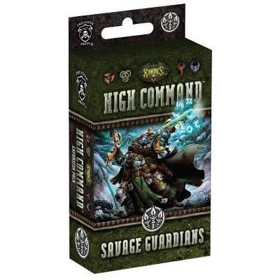 Expansion Set - Savage Guardians Board Game