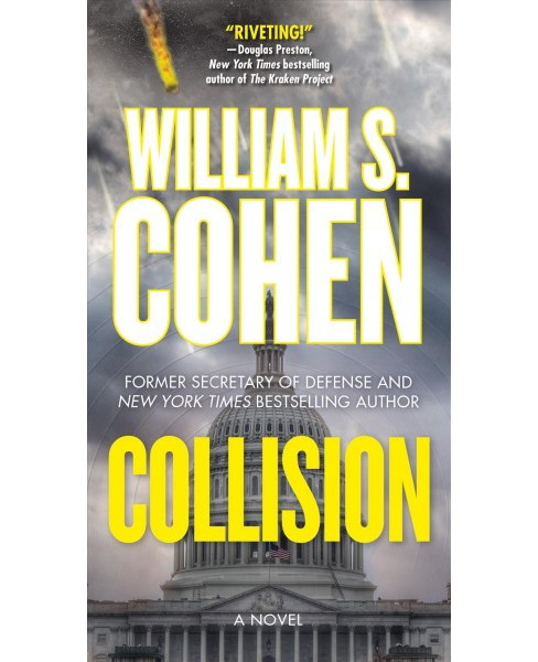 Collision (Paperback) (William S. Cohen) - image 1 of 1