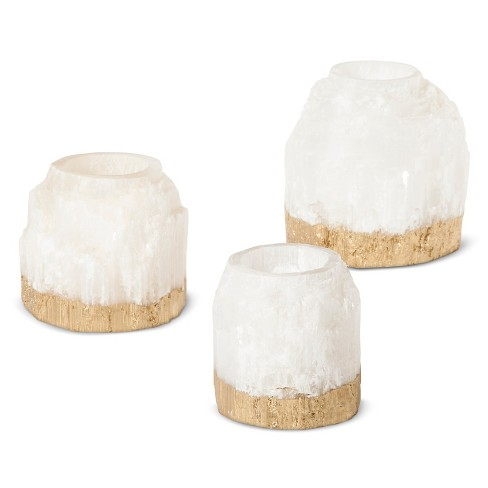 Crystal Votives - Set of 3 - image 1 of 1