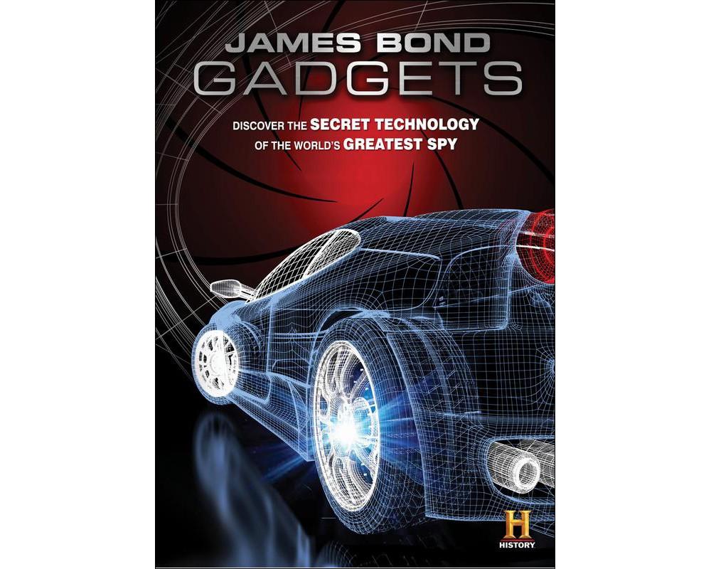 Modern marvels:James bond gadgets (Dvd)