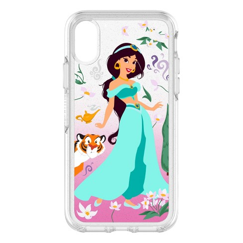 purchase cheap 05cb6 6db3d OtterBox Apple iPhone X/XS Disney Princess Symmetry Case - Jasmine