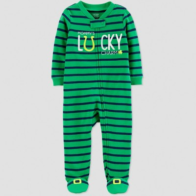Baby St. Patricks Day Moms Lucky Charm Sleep 'N Play - Just One You® made by carter's Green Newborn