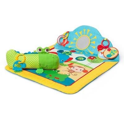 Bright Starts™ Cuddly Crocodile™ Play Mat