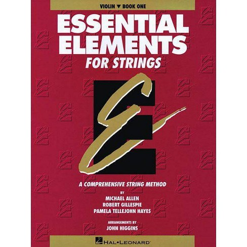 Essential Elements for Strings - Book 1 (Original Series) - (Paperback) - image 1 of 1