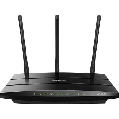 TP-LINK Archer A9 IEEE 802.11ac Ethernet Wireless Router - 2.40 GHz ISM Band - 5 GHz UNII Band - 4 x Antenna(1 x Internal/3 x External)