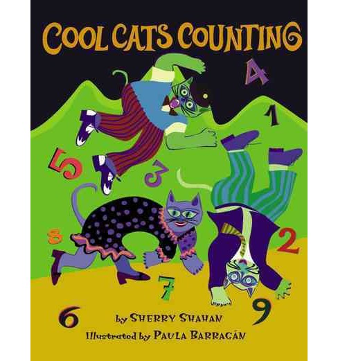 Cool Cats Counting (Reprint) (Paperback) (Sherry Shahan) - image 1 of 1