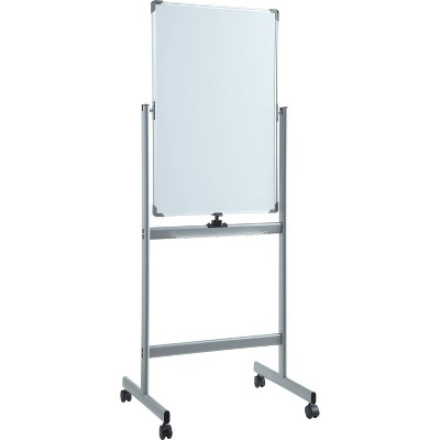 Lorell Vertical Magnetic Whiteboard Easel