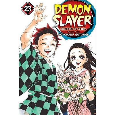 Demon Slayer: Kimetsu No Yaiba, Vol. 23 - by Koyoharu Gotouge (Paperback)