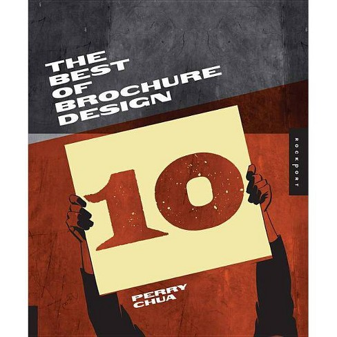 The Best of Brochure Design - by  Perry Chua (Paperback) - image 1 of 1