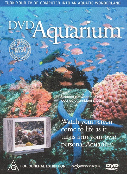 Aquarium (DVD) - image 1 of 1