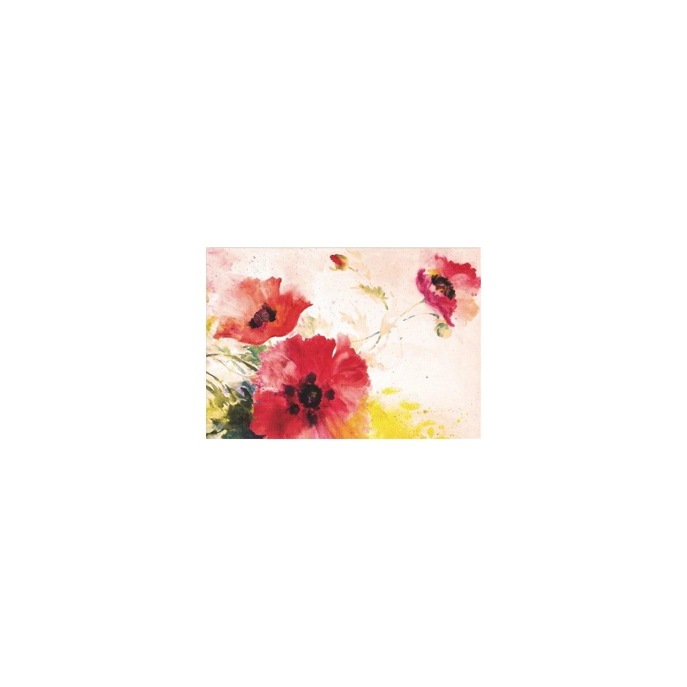 Watercolor Poppies Note Cards (Stationery) Watercolor Poppies Note Cards (Stationery)