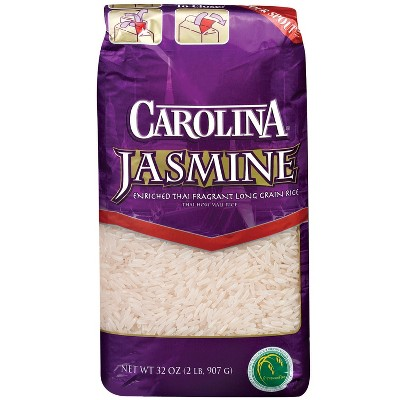 Rice: Carolina Jasmine Long Grain Rice