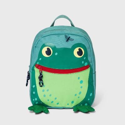 Toddler Boys' Frog Backpack - Cat & Jack™ Green