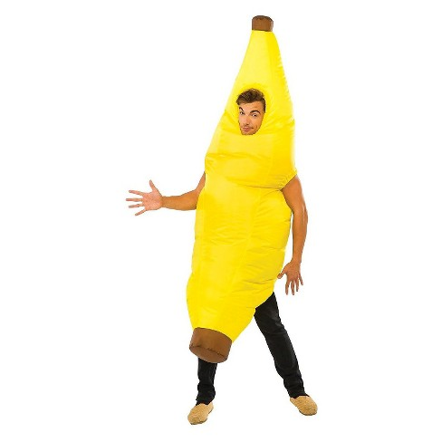 Adult Inflatable Banana Costume Target