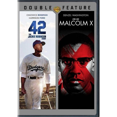 42 / Malcolm X (DVD)(2017) - image 1 of 1