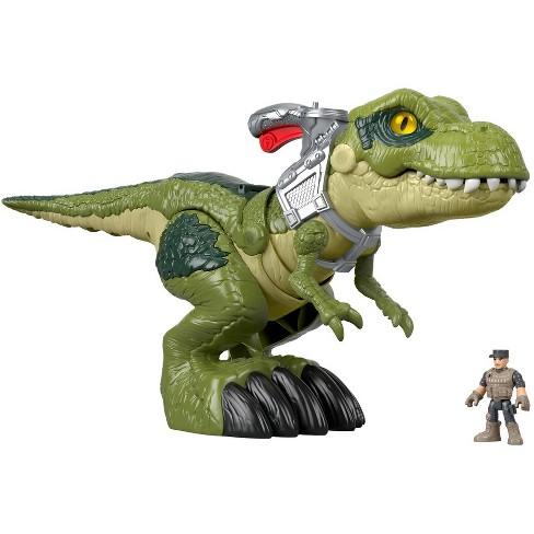 Fisher-Price Imaginext Jurassic World Mega Mouth T-Rex - image 1 of 4