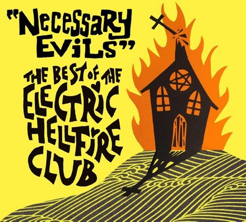 Electric Hellfire Cl - Necessary Evils:Very Best Of Electric (CD) - image 1 of 1