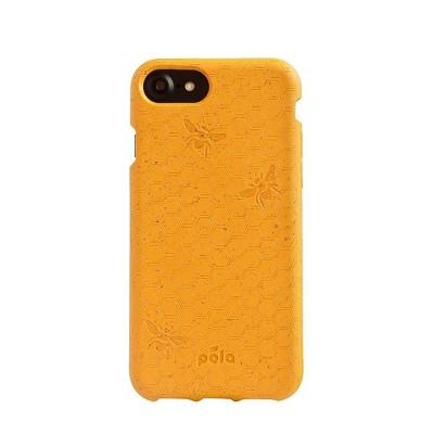 Pela Apple iPhone Eco-Friendly - Honey Bee Engraving
