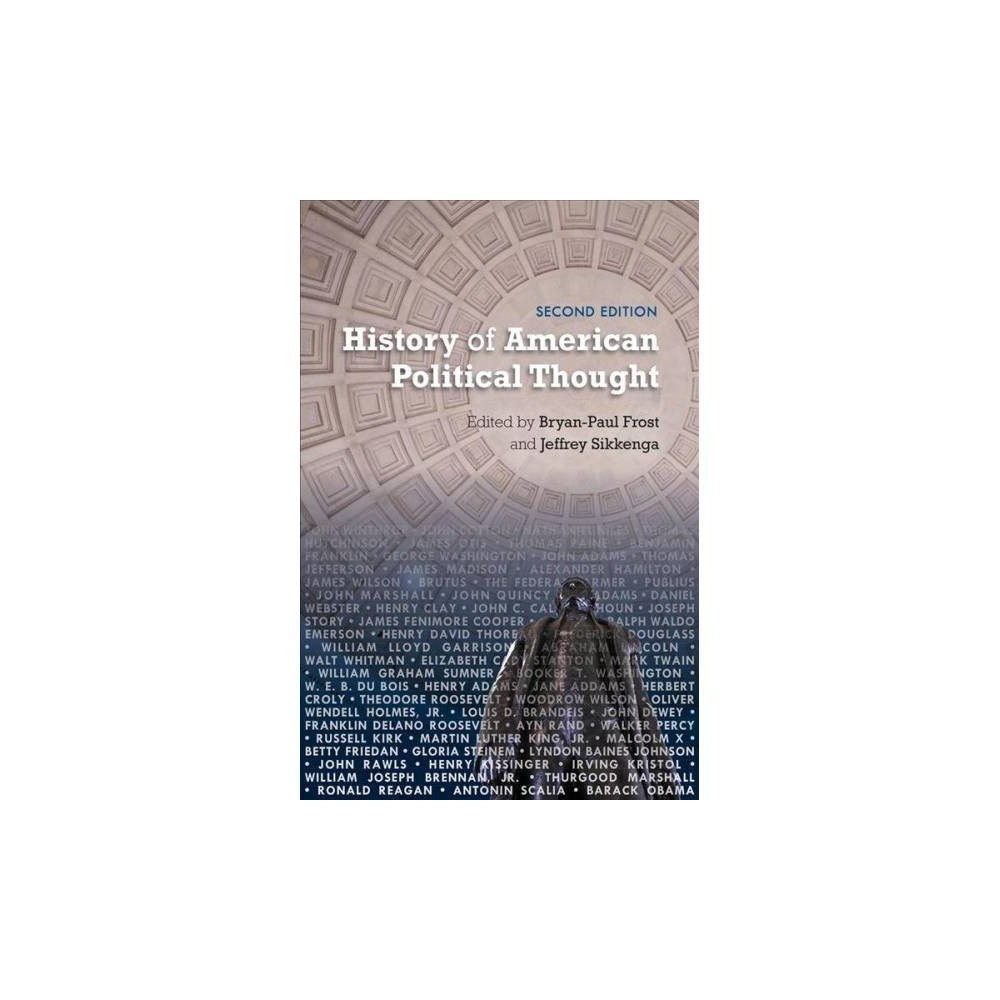 History of American Political Thought - 2 (Paperback)