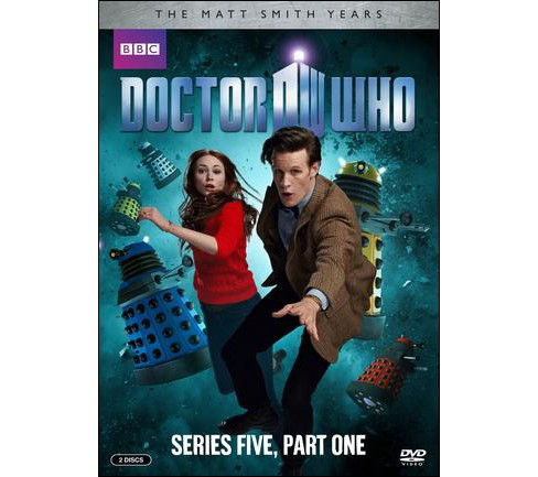 Doctor who:Series 5 part 1 (DVD) - image 1 of 1