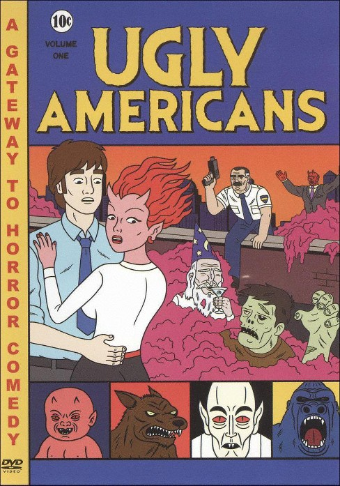Ugly americans vol 1 (DVD) - image 1 of 1
