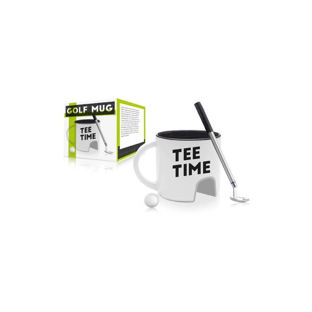 Image of Tee Time Golf Mug, drinkware